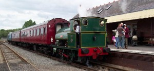 The Chasewater Railway