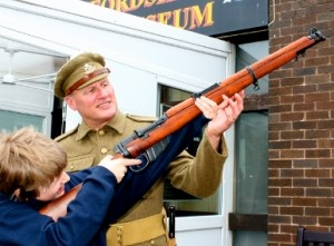 The Staffordshire Regiment Museum